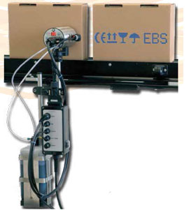EBS - 230 Ink Jet Printer